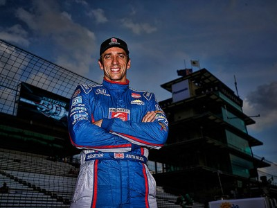JUSTIN WILSON TO PILOT FOR ANDRETTI FORMULA E IN RUSSIA