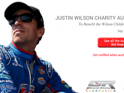 Justin Wilson Memorial Auction Concludes
