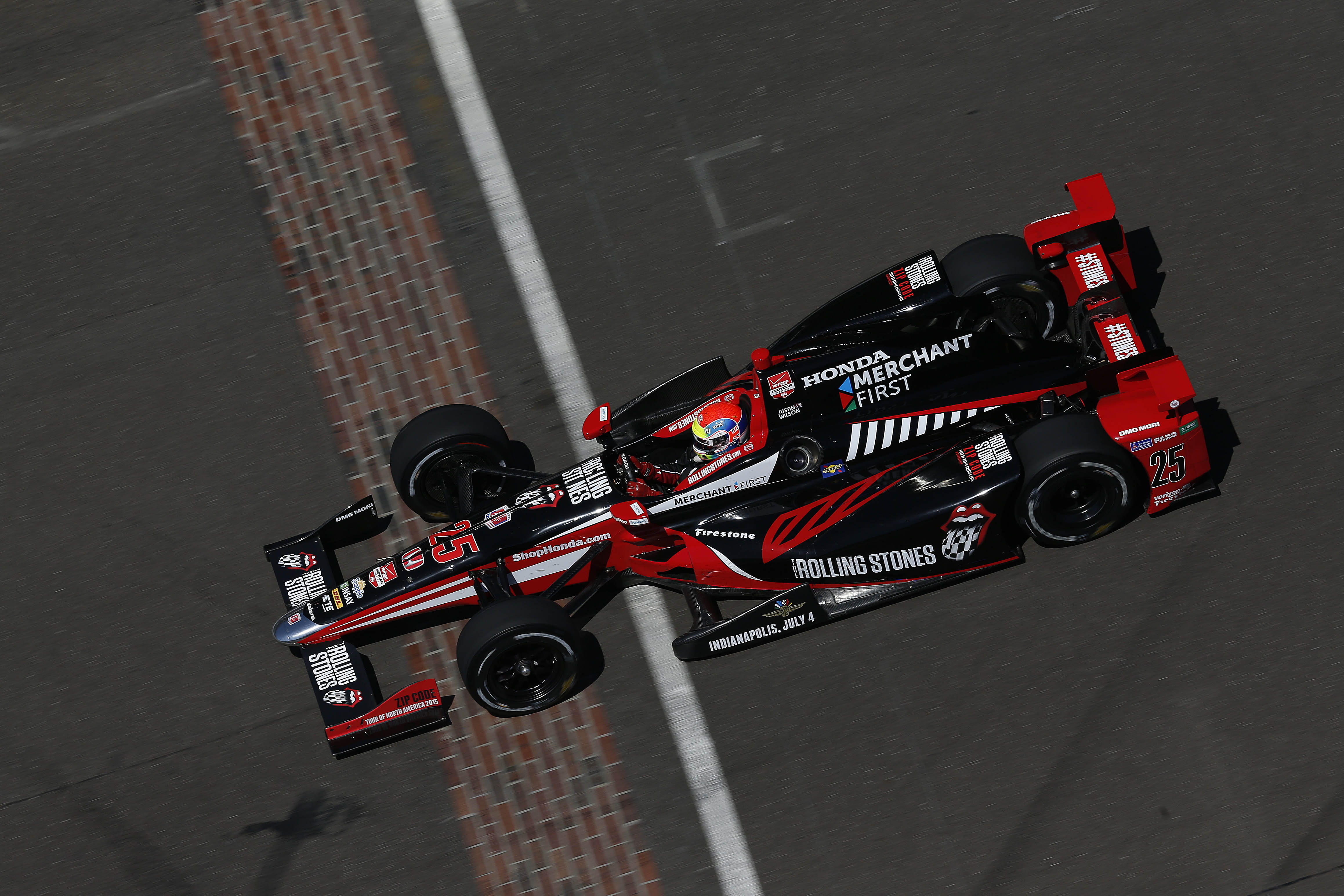2015 IndyCar Indy 500 Carb Day
